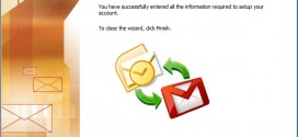 Sử dụng Gmail trong Outlook