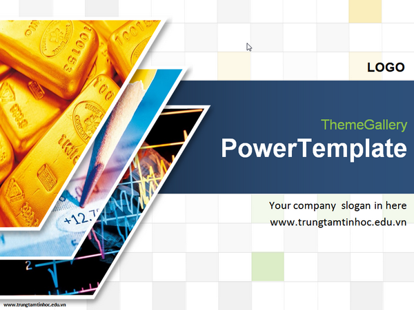 Theme Powerpoint dep