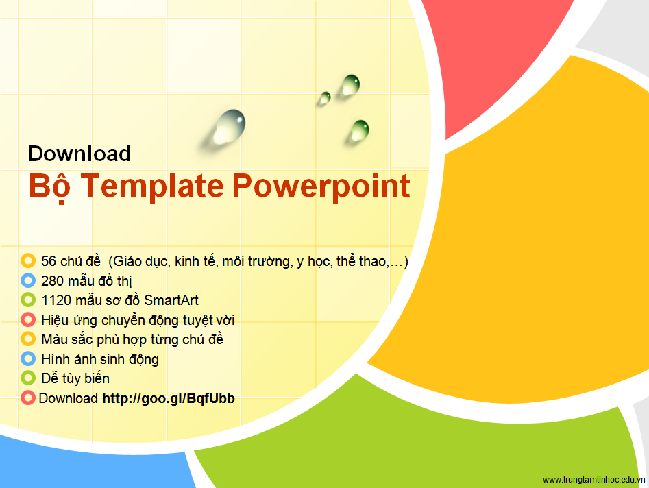 Download mẫu Slide PowerPoint đẹp